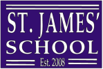 St. James' School Logo