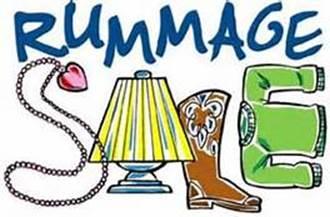 Rummage Sale 2016