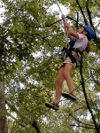 Parish Weekend 2018 Ropes Course Photo